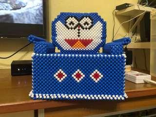 Handmade Doraemon/House Tissue Holder