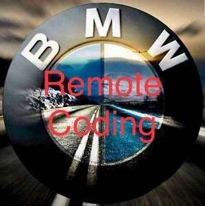 Bmw remote coding services