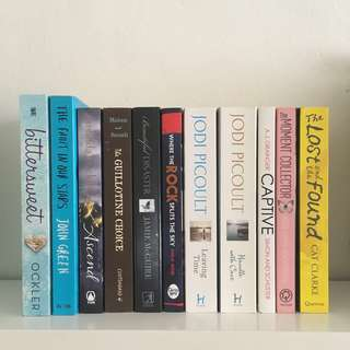 Brand New Books #20under