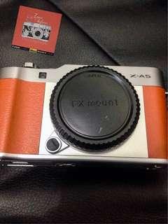 Kamera FUJI X-A5 BODY ONLY LIKE NEW