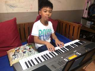 PIANO LESSON/VOICE LESSON