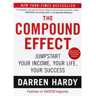 The Compound Effect by Darren Hardy - EBOOK