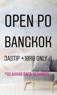 Open PO Bangkok