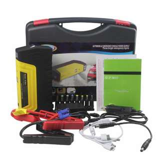 Jump Start Battery Rechargeable Battery 68800Mah