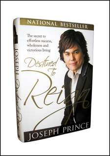 + 5 free sermon CDs worth $40 - Destined to Reign by Pastor Joseph Prince