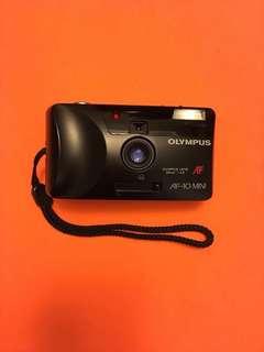 Olympus AF10 Mini f4.5 35mm Film Camera