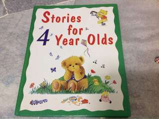 Stories for 4 year olds #20under