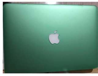 Macbook case cover for Air 13 w/ free hot pink keyboard