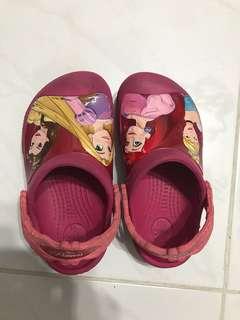 Crocs Princess shoes