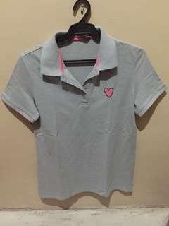 Forme Gray Poloshirt