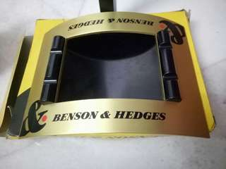 Benson And Hedges Tray