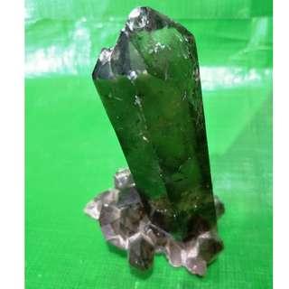 Natural tea crystal, the tea crystal transparent clear, 天然茶晶, 茶晶晶莹剔透