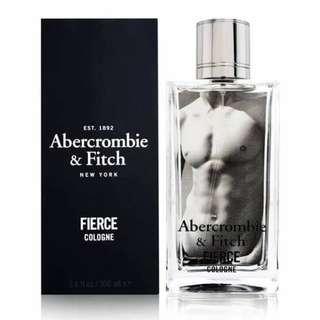 A&F FIERCE ABERCROMBIE & FITCH FIERCE