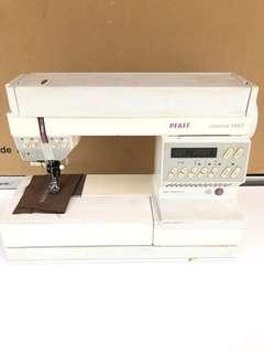 (Hari Raya Sale) Pfaff Creative 1467 Sewing Machine - Used Machine
