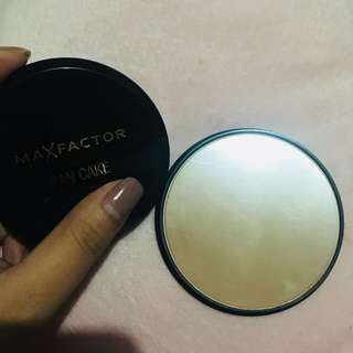 Max Factor Pancake Make up