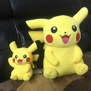 🚚 Pikachu皮卡丘玩偶