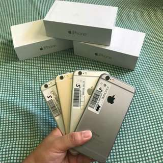San aabot ang 8,500 mo?   iPhone 6 16GB GPP LTE UNLOCKED  MAKINIS 😍  Inclusions: ✅Unit ✅Charger ✅EarPods  ✅GPP LTE chip ✅Globe Sim