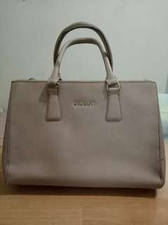 Sisley Nude Two Way Bag
