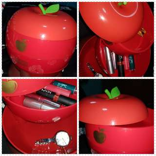Storage Box (Apple Shaped)