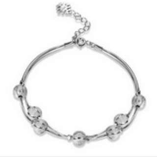 S925 Sterling Silver New Trend Bracelet