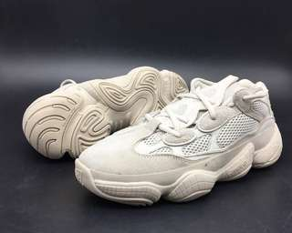 Adidas Yeezy 500 Desert Rat 'Blush'