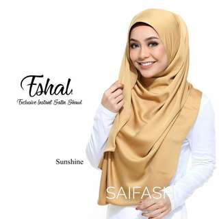 Eshal Instant Shawls