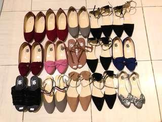 Flatshoes Lokal