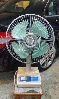 70年代日本東芝12吋枱風扇