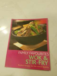 Wok & Stir Fry Cook Book