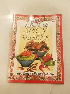 Hot & Spicy Cook Book