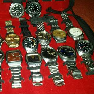 Antiques Watches.