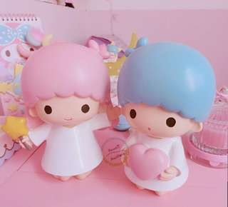 [Instock] Little Twin Stars Coin Bank
