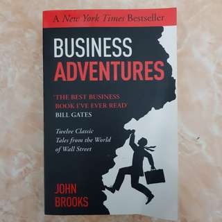 Business Adventures by John Brooks (English Version)