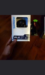 Shimano slx 10spd price lower till cannot lower liao 60 to 45