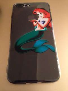 "iPhone 7 Plus Case (Disney's ""The Little Mermaid"" Ariel)"