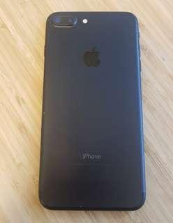 iphone7plus 32gb 未過保 無花無崩 啞黑 iPhone 7plus iphone7 7