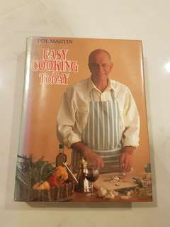 Easy Cooking Today Book