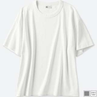 Uniqlo U Oversized Crewneck T-shirt