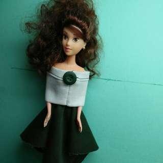 Barbie in sizuka couture