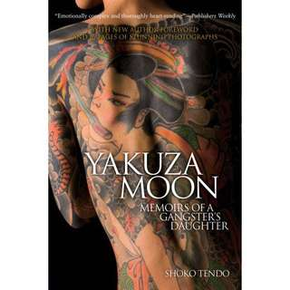 Yakuza Moon, The Alchemist, Everything I Never Told You