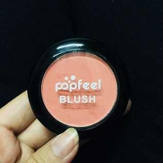 Popfeel Peachy Blusher  #20under