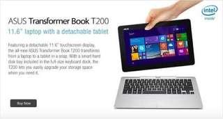 Asus Transformer Laptop
