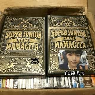 Super Junior SJ 專輯 碟