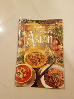 Favourite Asian Recipes Book