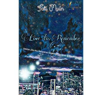 Ebook Love to Remember - Fatin Muin