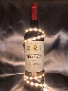 Chateau Bellevue 2016 最佳婚宴紅白酒
