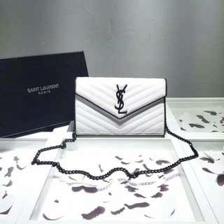 Prada/普拉达PR1ML506QWA奢品女士时尚长款钱包17年新款香港直邮