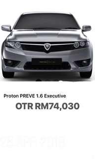 Proton Preve 1.6 Executive
