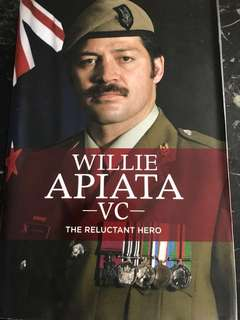 Willie Apiata - The Reluctant Hero  (first recipient of the Victoria Cross for New Zealand