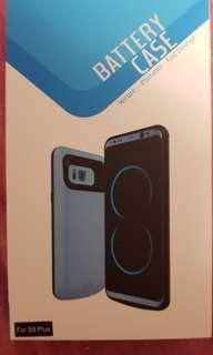 Samsung S8 Plus Battery Case Charger